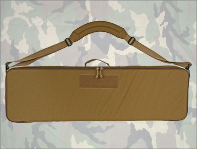 Rifle Case Brown